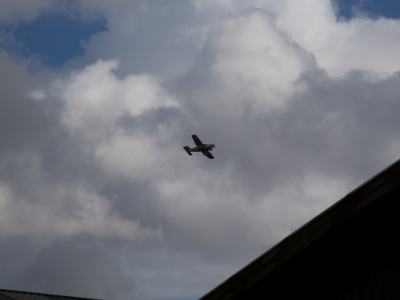 Overflyvning
