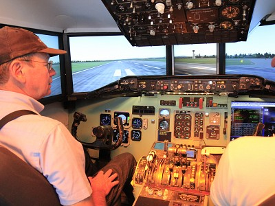 MD 80 Simulator